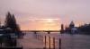 Morgen am Rhein